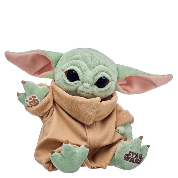 12 best baby yoda plush dolls and where