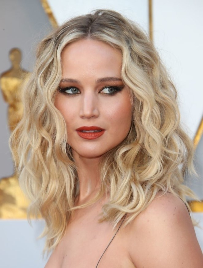 Jennifer at the Oscars