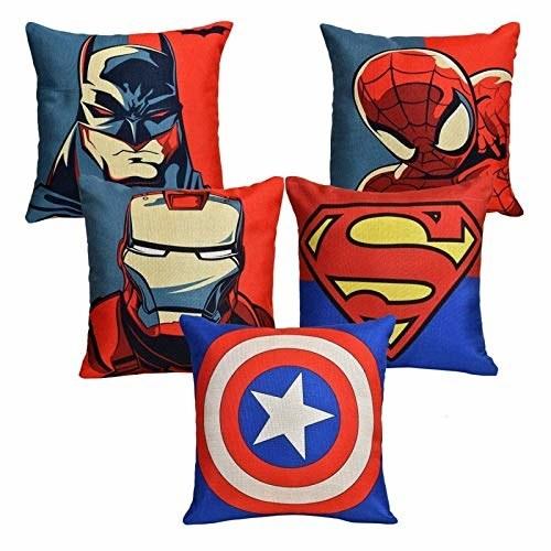 cheap throw pillow sets captain america
