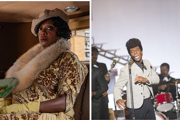 Viola Davis Talked About Working With Chadwick Boseman