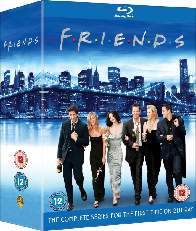 the series on blu-ray