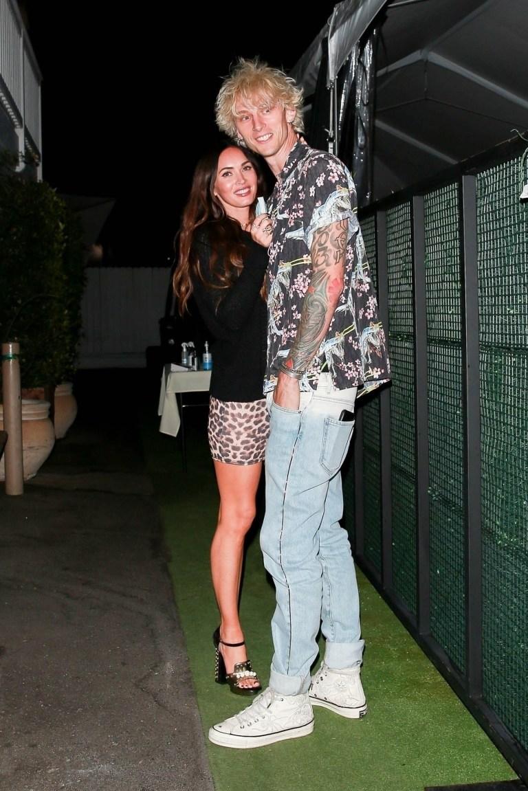 Megan Fox On Her Relationship With Machine Gun Kelly