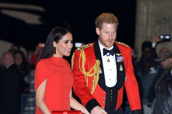 Meghan Markle and Prince Harry's holiday greetings for 2020