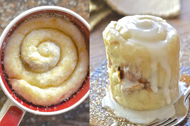 20 microwave desserts for when you need