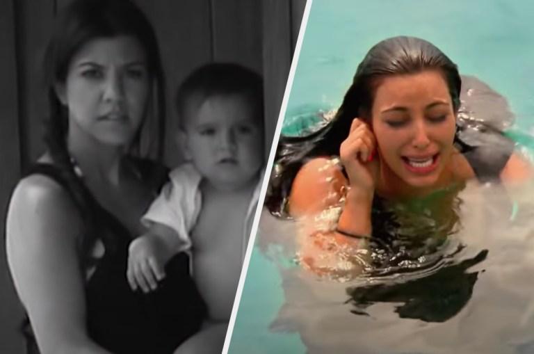 Kourtney Kardashian Trolls Kim Kardashian On Instagram