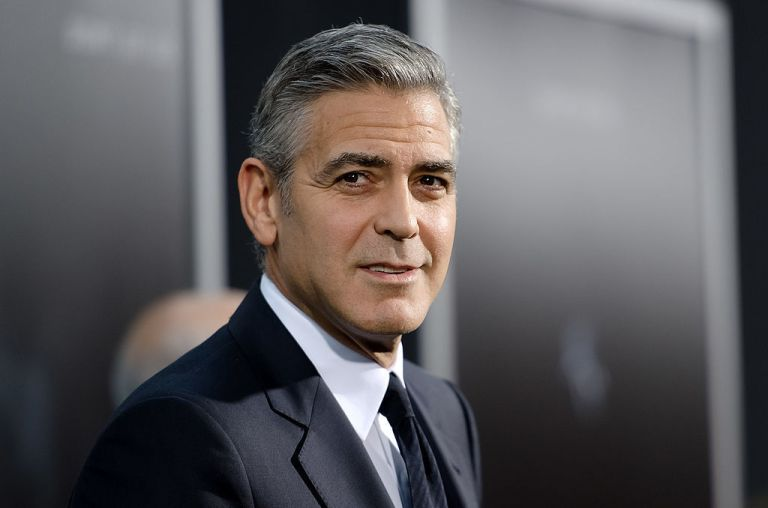 George Clooney Said He Doesn't Want To Run For Office