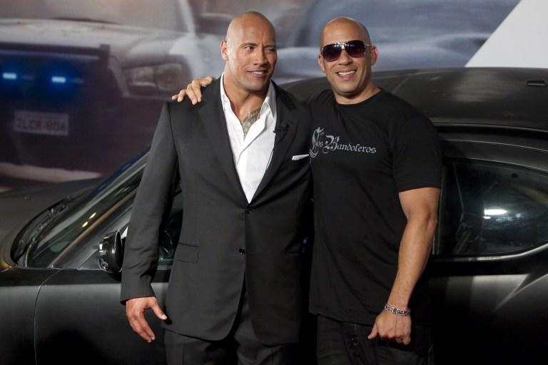Dwayne Johnson Opens Up About Viral Vin Diesel IG Post