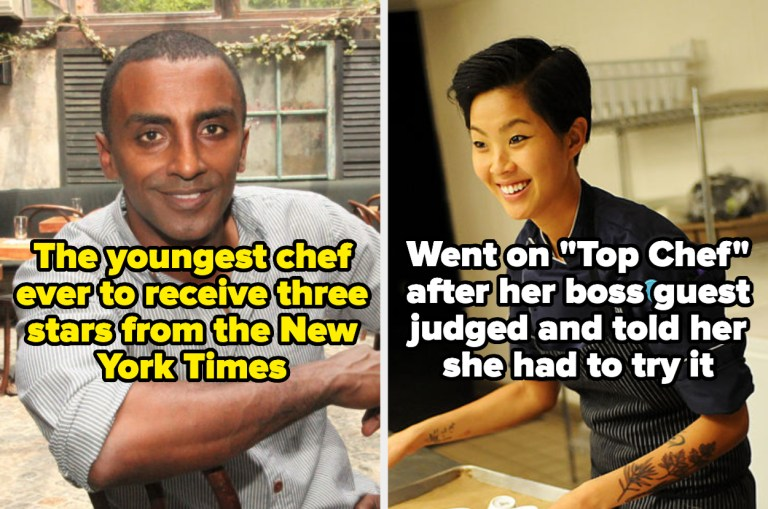 24 Fascinating Facts About Celebrity Chefs