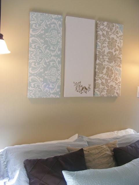 dekorace na zeď