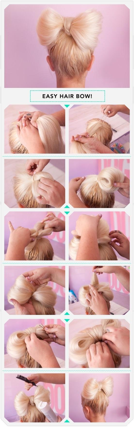 The Giant Hair Bow