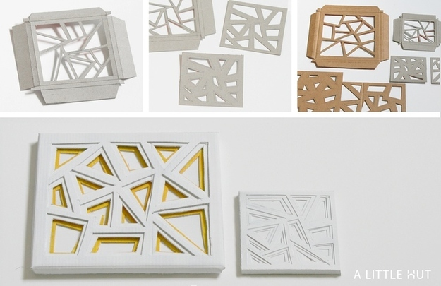 Trivet and Coasters
