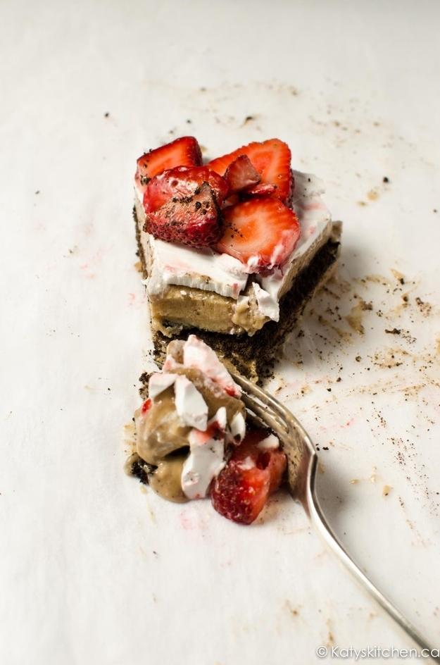 PB&J Ice Cream Cake
