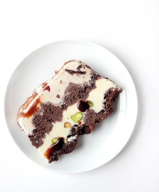 Spumoni Trifle