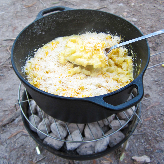 Made with my favorite cheese: Gruyère. Recipe here.