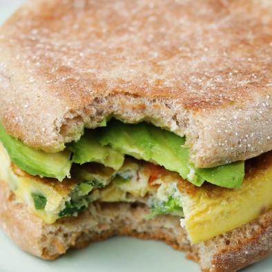 Image result for healthy breakfast sandwich