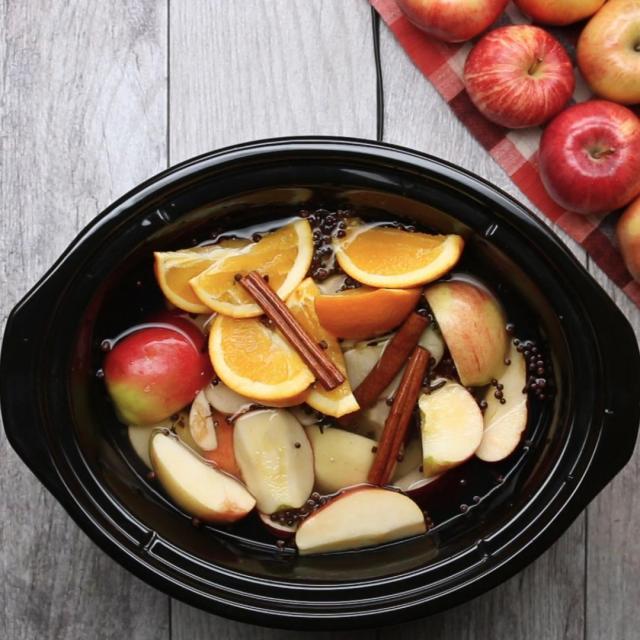 Homemade Apple Cider Recipe by Tasty