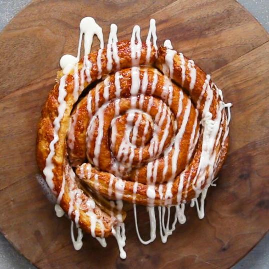 Cinnamon Swirl Danish