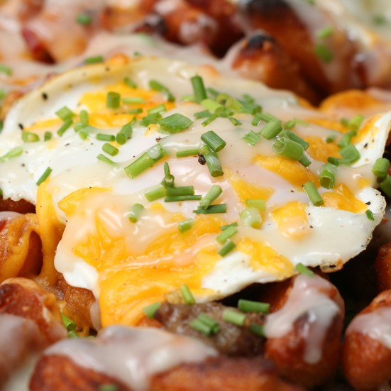 Image result for Breakfast Biscuit Fries