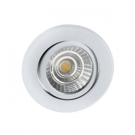 spot led orientable extra plat 5w 40 230v xflat