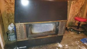 Wood Stove Reflector Oil Drip Plans