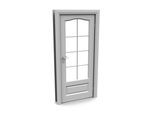 Dining Room Door 3d Model 3dsMax Files Free Download