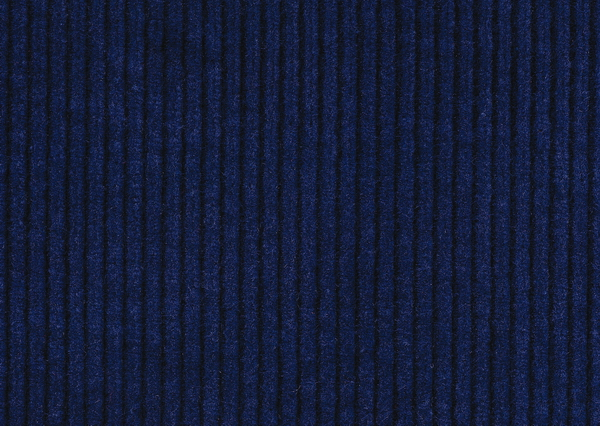 Close Up Of Blue Corduroy Fabric Texture Image 16947 On