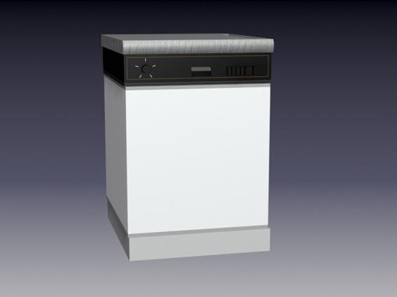 Electric Range 3d Model 3D Studio3ds Max Files Free Download Modeling 24457 On CadNav