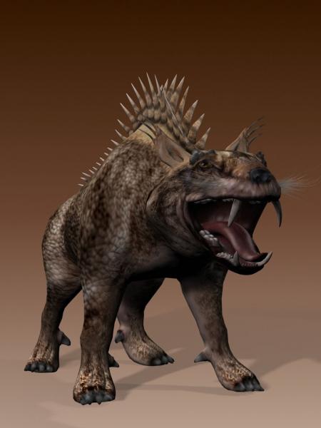 Gargoyle Monster 3d Model Object Files Free Download