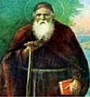 São Conrado - Eremita franciscano