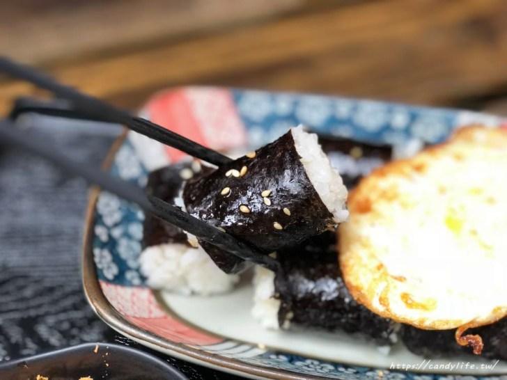 20180301074148 2 - 忠武海苔飯捲便當│隱藏在一中巷弄的平價美食,讓學生們一吃就愛上的韓式料理!!