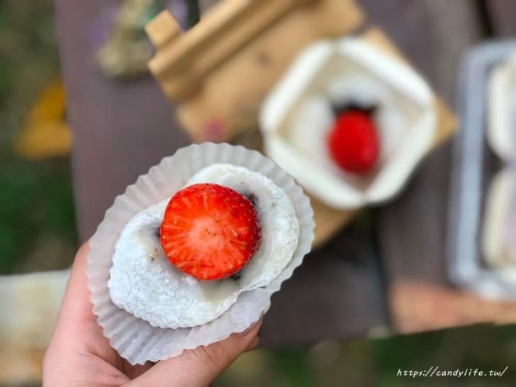 20180304112106 31 - 和日手作│IG熱門打卡點,美美的草莓大福與傳統客家麻糬