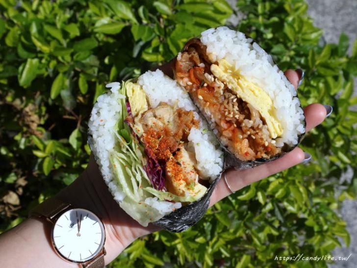 20190205140428 88 - 文青又可愛的山丸日式飯糰,每天限量,常常賣完提早打烊~