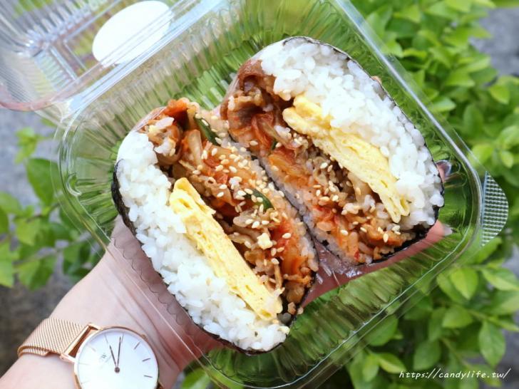 20190205140436 54 - 文青又可愛的山丸日式飯糰,每天限量,常常賣完提早打烊~