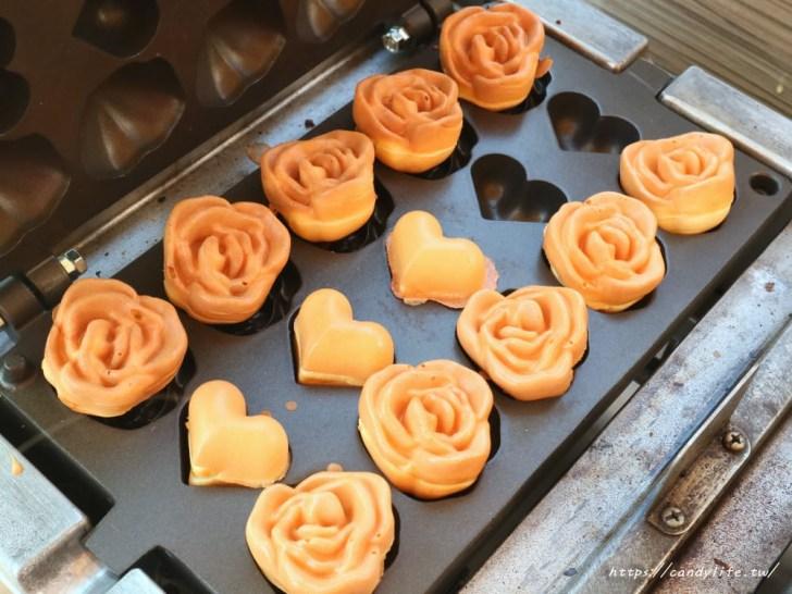 20190211234317 75 - 台中也出現玫瑰花雞蛋糕啦~弄成玫瑰雞蛋糕花束超美!每日限量供應~