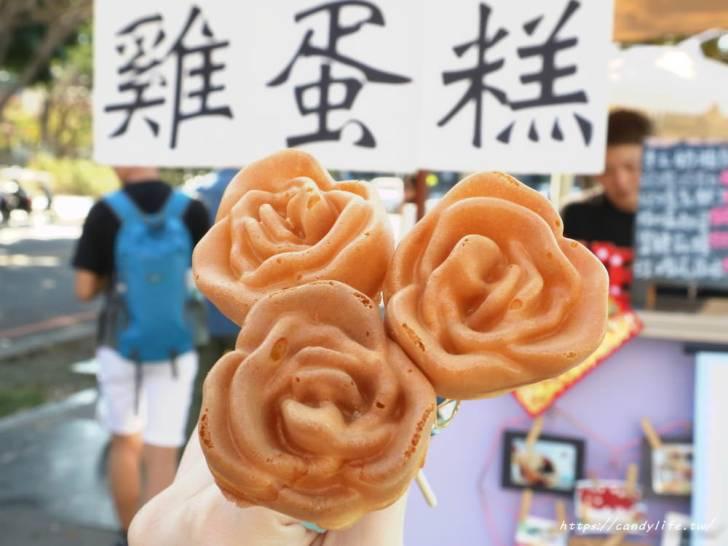 20190211234321 71 - 台中也出現玫瑰花雞蛋糕啦~弄成玫瑰雞蛋糕花束超美!每日限量供應~