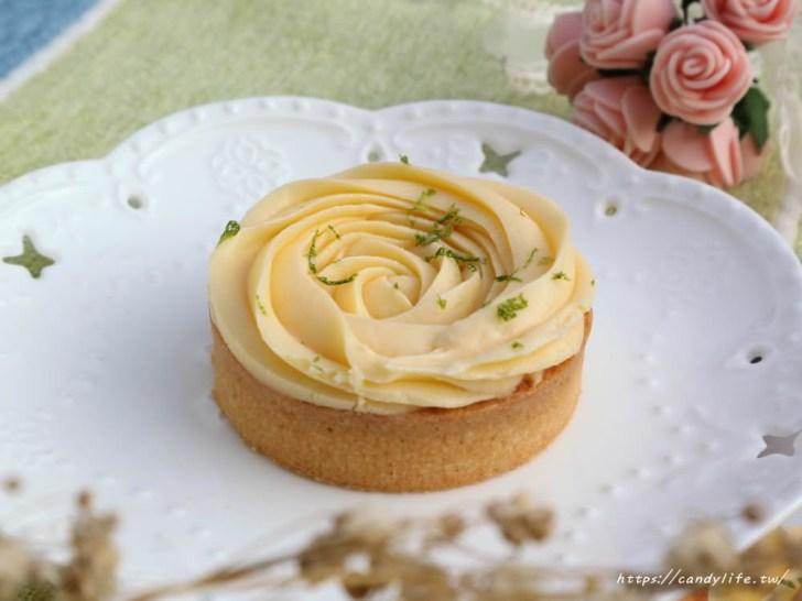 20190305074403 62 - Cream Tea台中超夯玫瑰造型檸檬塔,現場買不到,預訂一等就是半年!