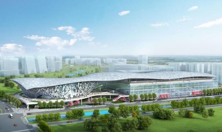 20190323172429 32 - 等了20年!台中水湳國際會展中心今開工,預計2023年啟用~