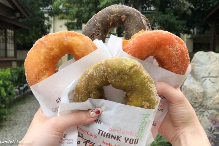 台中美食│大友鮮乳甜甜圈〃清水人氣美食,下午茶點心首選,讓你停不下來的脆皮甜甜圈~