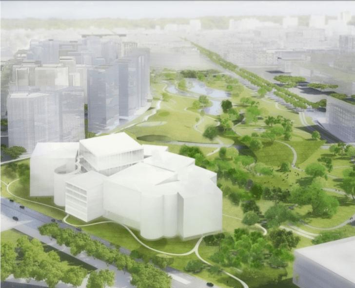 20190826153755 94 - 台中再添台灣世界級新地標!隱身公園最美的圖書館,預計2022年完工啟用