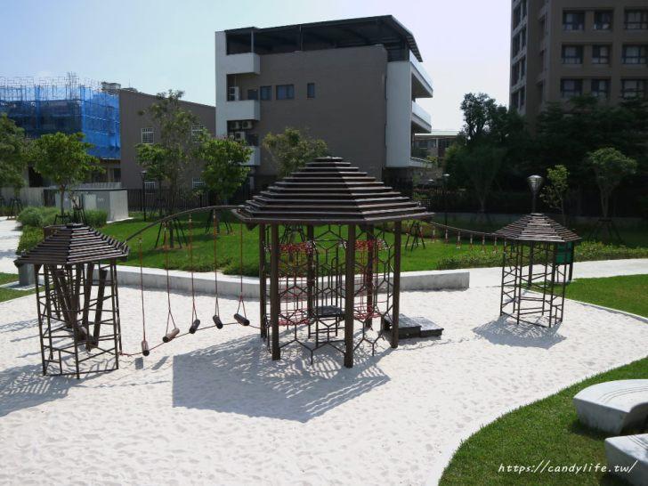 20190911151845 69 - 台中首座「蜂巢」遊具公園在這裡!蜂巢設計意象,打造12感官式遊具~