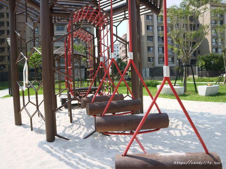 20190911151859 74 - 台中首座「蜂巢」遊具公園在這裡!蜂巢設計意象,打造12感官式遊具~