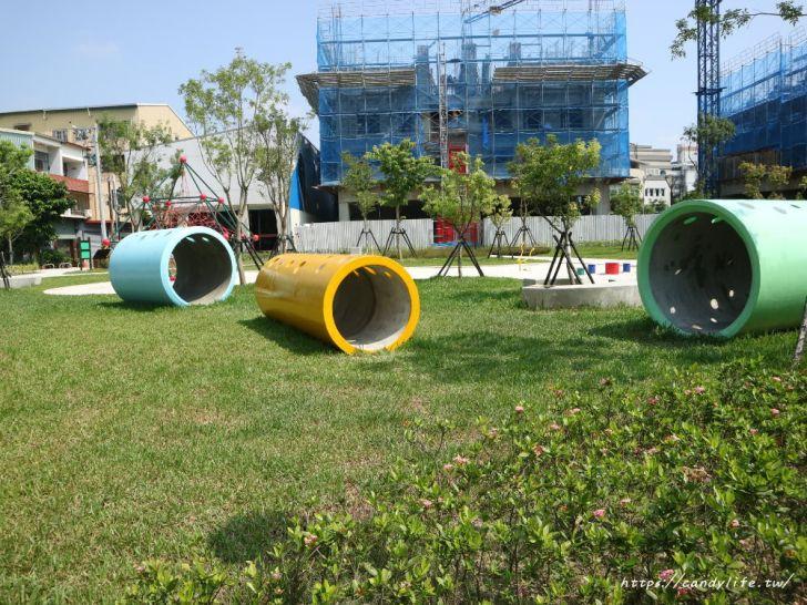 20190911151926 99 - 台中首座「蜂巢」遊具公園在這裡!蜂巢設計意象,打造12感官式遊具~