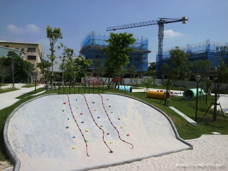 20190911151932 59 - 台中首座「蜂巢」遊具公園在這裡!蜂巢設計意象,打造12感官式遊具~