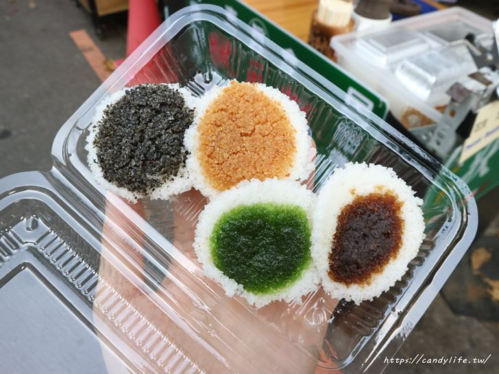 20190912165509 43 - 台灣小吃狀元糕,古早味的銅板美食,除了芝麻、花生外,還有抹茶、黑糖及隱藏版起司口味唷