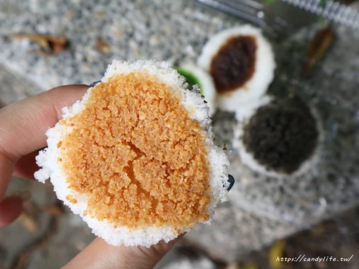 20190912165523 61 - 台灣小吃狀元糕,古早味的銅板美食,除了芝麻、花生外,還有抹茶、黑糖及隱藏版起司口味唷
