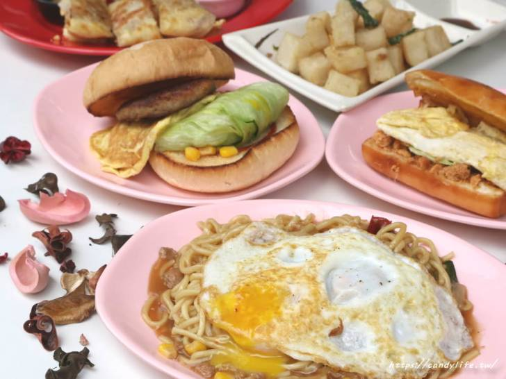 20191025093424 42 - 熱血採訪│太平隱藏版古早味炸年糕,外皮炸的好酥脆,低調巷弄中的lun早午餐