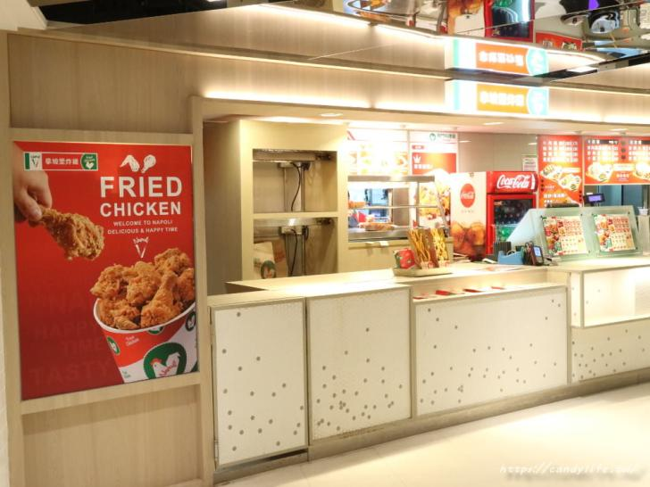 20191029191052 93 - 拿坡里炸雞第五間分店在台中!台中首間店竟然在這裡!