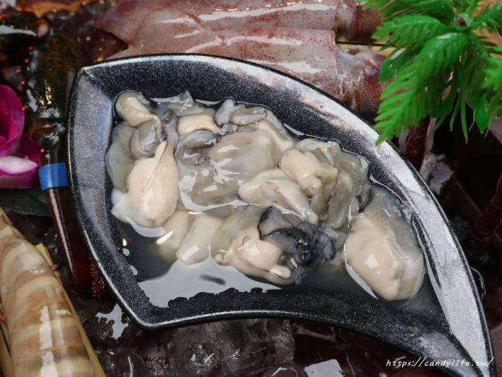 20191210152401 68 - 熱血採訪│台中首見爆干鍋!整鍋滿滿的生食級干貝,沒預約吃不到