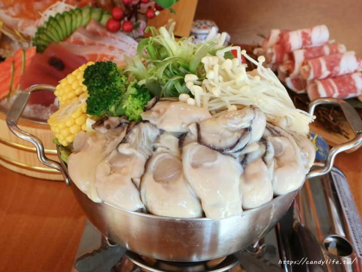 20191215225338 74 - 超狂隱藏版廣島牡蠣鍋在這裡!牡蠣多到要掉出來了!每日限量!準備好痛風了嗎~
