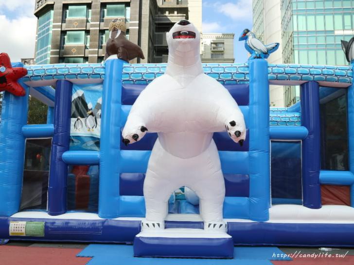 20191217142047 52 - 台中最大氣墊樂園在這裡!巨大星星、鯊魚還有北極熊,快帶小朋友來放風~